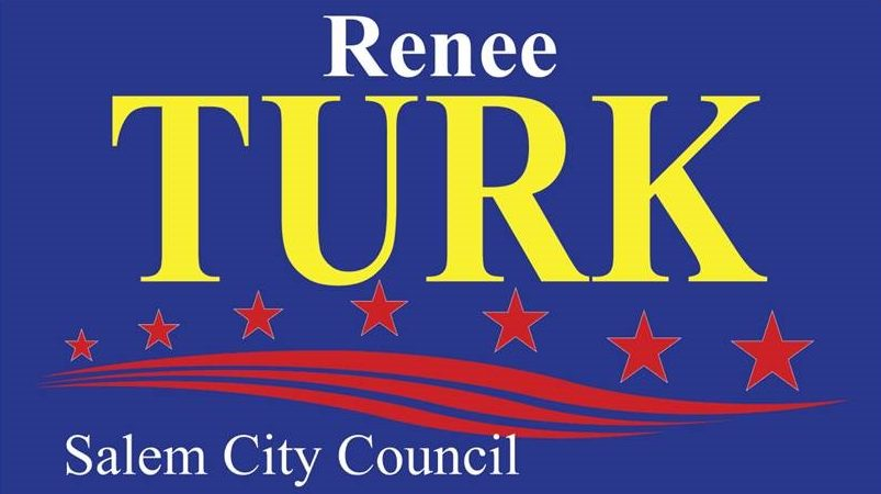 Renee Turk for Salem City Council